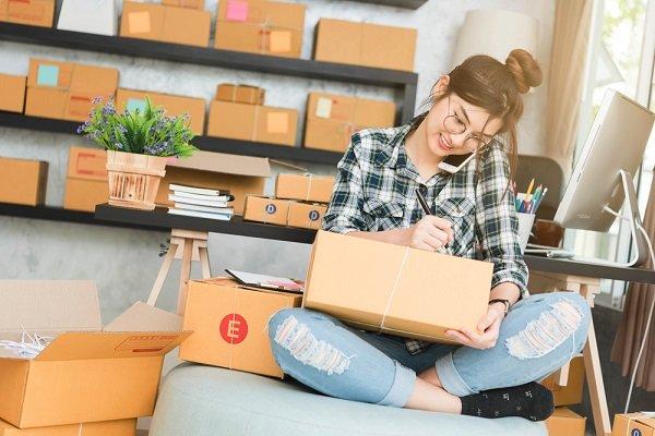 Welke taken voer je uit met inpakken als thuiswerk?
