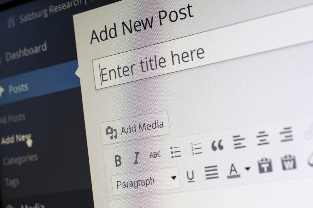 Leven van een blog