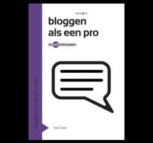 Bloggen als een pro in 60 minuten – Elja Daae