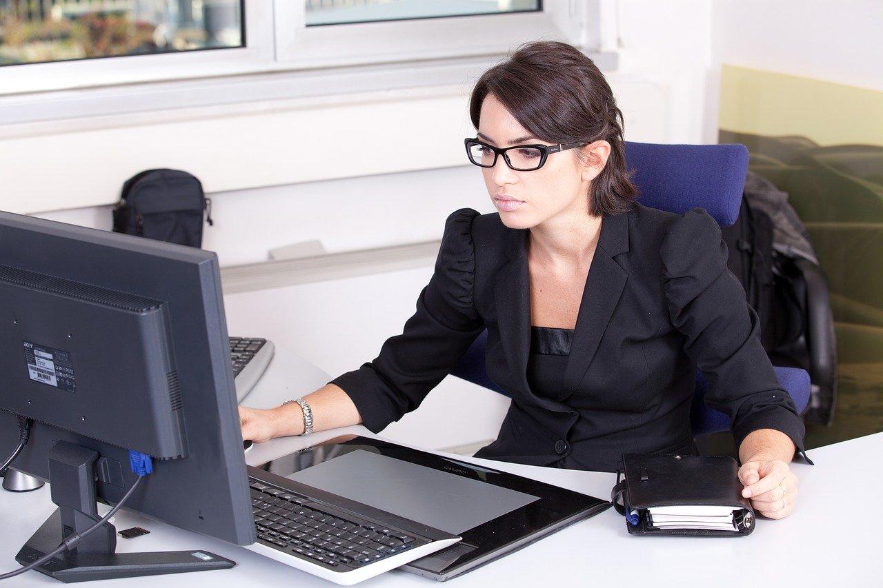 Thuiswerken als secretaresse