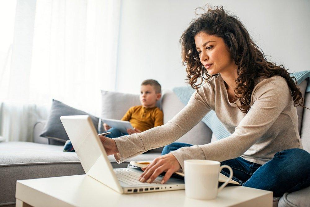 Thuiswerken –  hoe houdt je het werkbaar ?