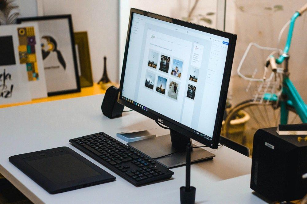 Ontdek hier wat de beste monitor voor thuiswerken is