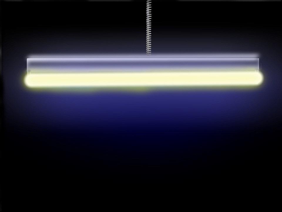 Veel licht nodig