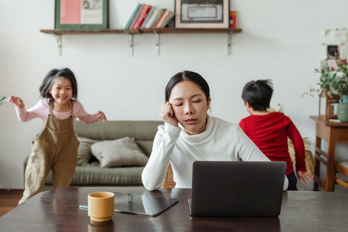 Vooral bij thuiswerk erg belangrijk: let op je balans