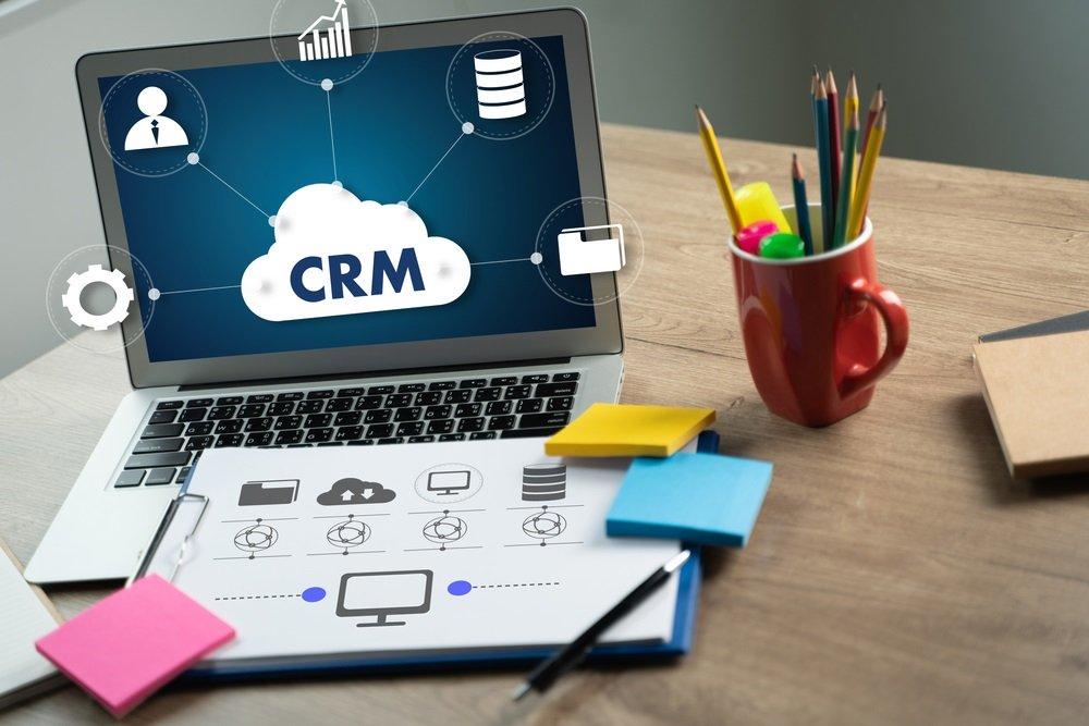 CRM-systeem integreren
