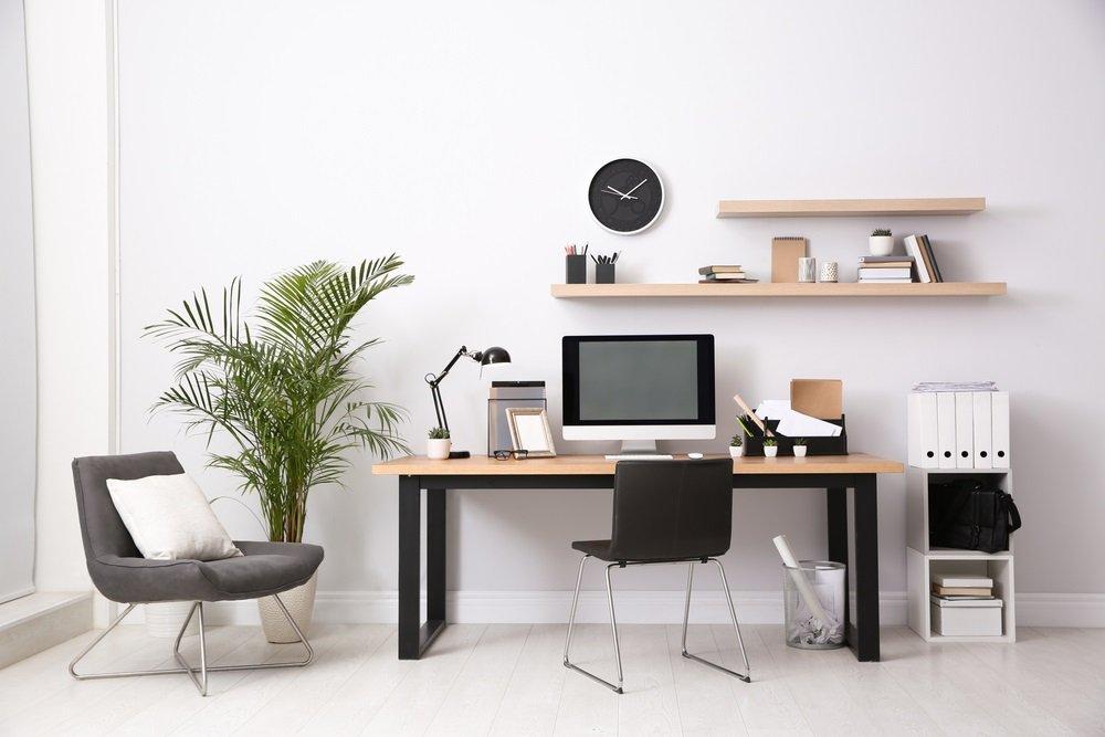 Zo transformeer jij een loze ruimte in huis om tot je thuiskantoor